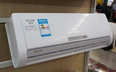 q力定频挂机系列 - 壁挂式空调 - 大荔县格力空调专卖