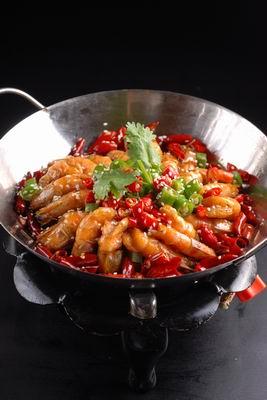 干锅大虾图片