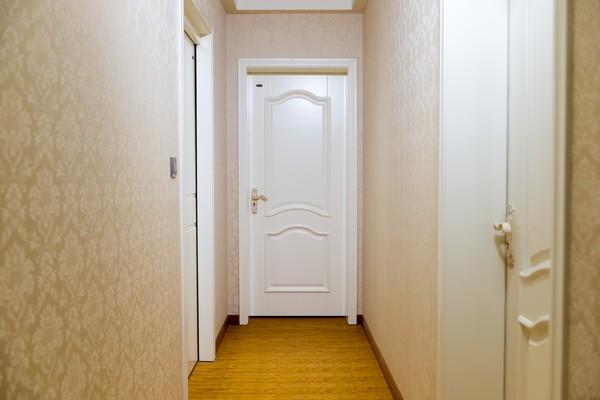 过道门,地板效果图