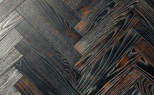 拼花是木地板中的精英艺术品